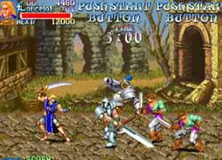 Capcom Classics Collection Remixed - PSP Review - Sreenshots