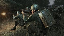 Call of Duty 3 - Screenshots Xbox 360 - Activision