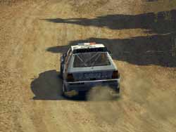 Colin McRae 2005 - Xbox Screenshots