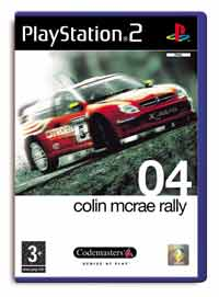 Games - Colin McRae Rally 4 Review PS2