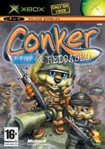 Conker: Live and Reloaded - Review Xbox