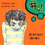 Graham Coxon - All Over Me/ Freakin Out (Trans Copic) - Single Review