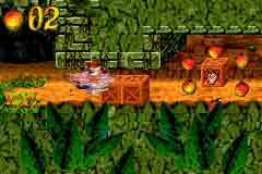 Crash Bandicoot 2 For Game Boy @ www.contactmusic.com