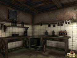 Call of Cthulhu: Dark Corners of the Earth - Xbox Screenshots