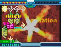 Dancing Stage MegaMix Reviewed on PS2 @ www.contactmusic.com