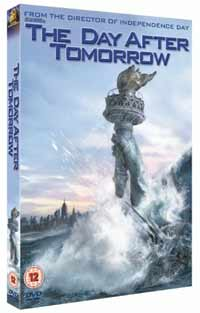 The Day After Tomorrow  DVD Review