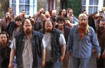 Shaun of The Dead - Simon Pegg & Edgar Wright Interview - Video Streams