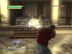Dead to Rights II - PS2 Screenshots