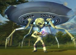 Destroy All Humans! Review PlayStation 2 - Screenshots