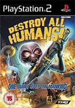Destroy All Humans! Review PlayStation 2