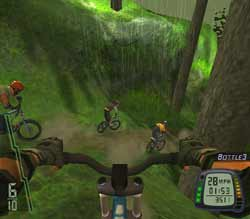 Games - Downhill Domination Screenshots PS2