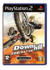 Games - Downhill Domination Review PS2
