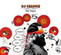 DJ Shadow's new single 'six days' @ www.contactmusic.com