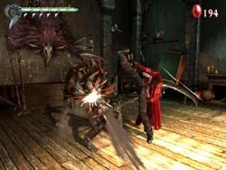 Devil May Cry 3 - Screenshots PlayStation 2