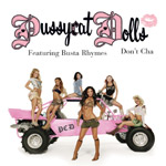 Pussycat Dolls - Don't Cha - Video Stream - Competition Win Pussycat Dolls branded ishuffle