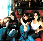 The Donnas and Do Me Bad Things @ Electric Ballroom 6/10/04 - Live Review