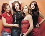 The Donnas - Interview