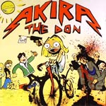 Akira The Don - Akira The Don's first EP (something in construction) - EP Review