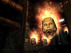 Doom 3 - PC Screenshots