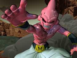 Dragonball Z Budokai Tenkaichi - Screenshots
