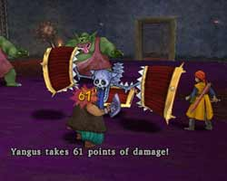 Dragonquest: Journey of the Cursed King - Screenshots PS2