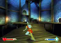 Dragon's Lair 3D On Gamecube @ www.contactmusic.com