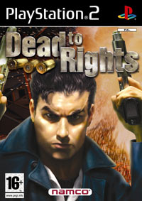 Games - Dead to Rights Review PS2 and GameCube