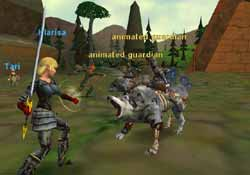 PS2 - Everquest Online Adventures Review PS2