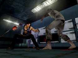 Evil Dead Regeneration - PS2 Screenshots