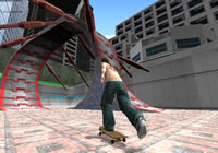 EVOLUTION SKATEBOARDING ON GAMECUBE @ www.contactmusic.com