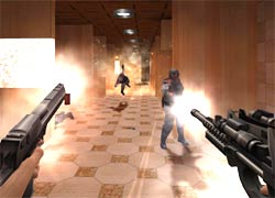GOLDENEYE: ROGUE AGENT - Screenshots