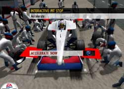 PS2 - F1 Career Challenge Screen Shots