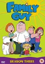 Family Guy - Win the complete set of Family Guy - Seasons 1, 2 & 3