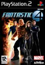 Fantastic Four - Review PS2 - Activision
