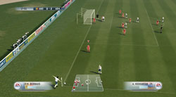 FIFA 06: Road to FIFA World Cup - Screenshots Xbox 360