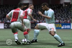 FIFA 07 - Screenshots - Available from the 29th September 2006