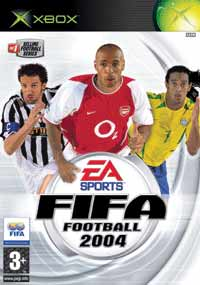 Games - FIFA Football 2004 - XBox review