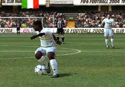 Games - FIFA Football 2004 Review PS2