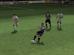 Games - FIFA Football 2004 - XBox Screenshot
