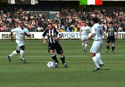 EA Sports FIFA 2004 Gamecube Screenshots