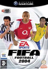 Gamercube - EA Sports FIFA 2004