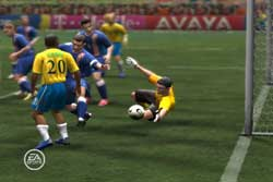 FIFA World Cup 2006 - Screenshots PS2 - EA Sports