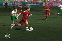 FIFA World Cup 2006 - Screenshots PS2 - EA Sports