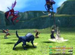 FINAL FANTASY X PlayStation®2 @ www.contactmusic.com