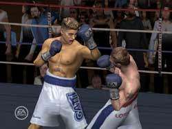 Fight Night Round 3 - Screenshots PS2 - EA Sports