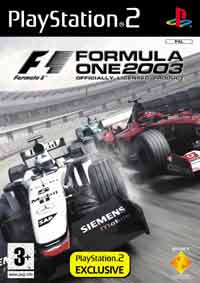 PS2 Review - Formula One 2003