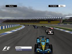 Formula One '06 - Screenshots PS2 - Sony Entertainment