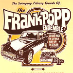 The Frank Popp Ensemble - The Swinging Library Sounds Of - EP Review