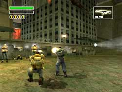 PS2 - Freedom Fighters Screen Shots