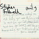 Stephen Fretwell - Emily - Video Stream